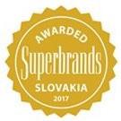 SUPER ZOO opäť získalo prestížne ocenenie Superbrands 2017